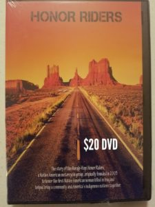 Honor Riders DVD