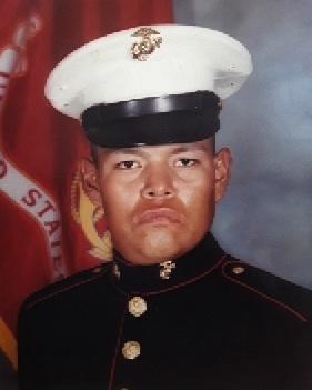 USMC PFC Roy Begay Jr.