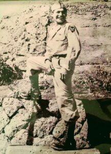 US Army PFC Jess A. Fowler