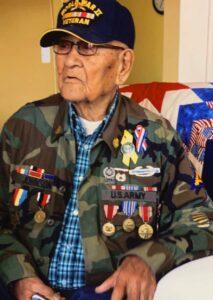 US Army PVT Fred Johnson Sr.