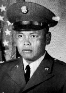 US Army PFC John Whitesinger Jr.