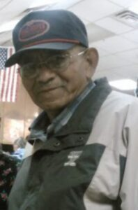 US Army Ralph Begay Sr.