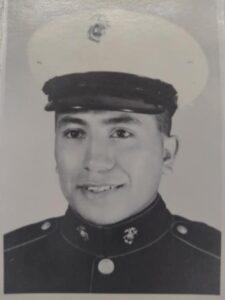 USMC veteran Oscar L. House Sr.